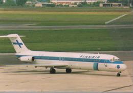 Finnair Airlines DC-19-51 OH-LYS Airlines Aereo Airways Airplane Finlandia - 1946-....: Era Moderna