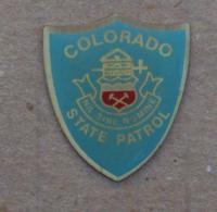 Pin's Pays 032, Etats-Unis - Colorado - Ciudades