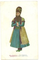 S7702 - Mirza Abolghassem Ghaem Magham Persan - Personnages