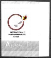 Norge Norway 2010 My Stamp Personalized Personalised Int. Briefmarkenmesse Essen Like MiNr. 1713 Postfrisch Neuf MNH ** - Norwegen