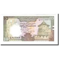 Billet, Sri Lanka, 10 Rupees, 1985, 1985-01-01, KM:92b, TTB+ - Sri Lanka
