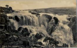 SUDAFRICA , TARJETA POSTAL NO CIRCULADA  , INCANDU FALLS , NEWCASTLE - Sudáfrica