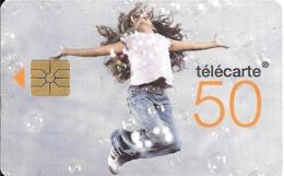 CARTE°-PUBLIC-50U-F1360F-GEM1-02/08-DANSE 6-V°150000 CABINES-Ex 01/03/2010-UTILISE-TBE - France