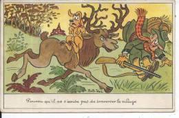 CHASSEUR - Pourvu Qu'il Ne S'avise Pas De Traverser Le Village - Hunting