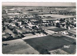 MIGNERES  45  Vue Aerienne En 1963 - Autres Communes