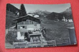 Bolzano O Trento Alba Di Canazei Pensione Soraperra 1957 - Italia