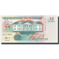 Billet, Surinam, 25 Gulden, 1998-02-10, KM:138d, NEUF - Surinam