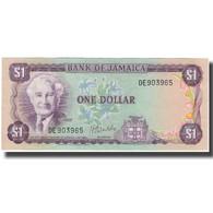 Billet, Jamaica, 1 Dollar, KM:59b, TTB+ - Giamaica