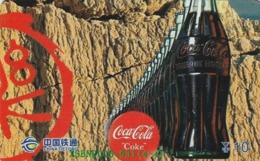 CHINA. PUZZLE. COCA COLA. XSBN-2005-631(4-4). (062). - Rompecabezas