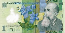 Banconota Da  1  LEI   ROMANI -  Anno 2005 - Romania