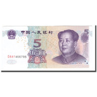 Billet, Chine, 5 Yüan, 2005, 2005, KM:903, SUP - Chine