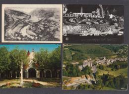 LT51/ BELGIQUE, Lot De 400 Cartes, 207 Format 10/15 Et 193 Format 14/9 - Cartes Postales