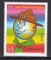 Oostenrijk Europa Cept 2007 Postfris M.n.h. - Europa-CEPT