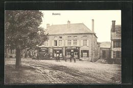 CPA Buzancy, Apotheke, Corps-Kantine - Francia