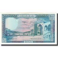 Billet, Lebanon, 100 Livres, KM:66d, SPL - Liban
