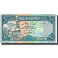 Billet, Yemen Arab Republic, 10 Rials, KM:24, NEUF - Yémen