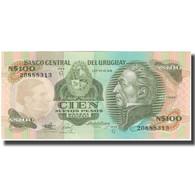 Billet, Uruguay, 100 Nuevos Pesos, KM:60a, NEUF - Uruguay