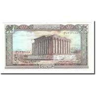 Billet, Lebanon, 50 Livres, KM:65c, TTB - Libanon
