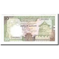 Billet, Sri Lanka, 10 Rupees, 1987, 1987-01-01, KM:96a, TTB - Sri Lanka