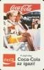 COCA-COLA * SOFT DRINK * WOMAN * GIRL * CALENDAR * SZSZV 1988 * Hungary - Calendarios