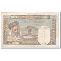 Billet, Algeria, 100 Francs, 1942, 1942-08-08, KM:88, TB - Argelia
