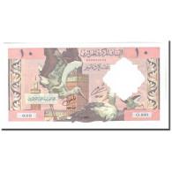 Billet, Algeria, 10 Dinars, 1964, 1964-01-01, Specimen, KM:123s, NEUF - Argelia