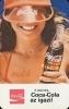 COCA-COLA * SOFT DRINK * WOMAN * GIRL * KISVARDA * CALENDAR * KSZV 1982 * Hungary - Calendarios