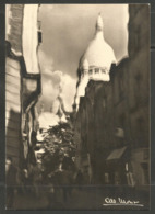 FRANCE. POSTCARD. MONTMARTRE MYSTIC – ALBERT MONIER. EDITIONS L P A M. UNUSED - Fotografie