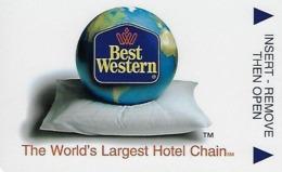 Best Western - Hotel Room Key Card - Hotelsleutels (kaarten)