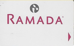 Ramada Hotel Room Key Card - Hotelsleutels (kaarten)