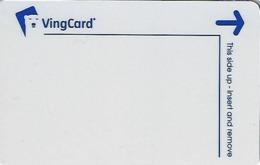 Generic VingCard Hotel Room Key Card With Polar Bear Logo - Hotel Keycards