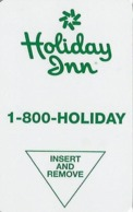 Holiday Inn Hotel Room Key Card - Hotelsleutels (kaarten)