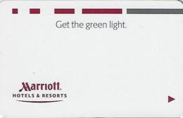 Marriott Hotel Room Key Card - Hotelsleutels (kaarten)
