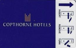 Copthorne Hotels Hotel Room Key Card - Hotel Keycards