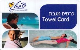 Hotel Resort Towel Card - Hotel Keycards