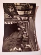 PIOMBINO Corso Engels Di Notte VIAGGIATA 1958 - Livorno