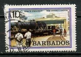 Barbade - Barbados 1979 Y&T N°489 - Michel N°482 (o) - 10c Projet Spatial - Barbades (1966-...)
