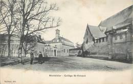 """CPA FRANCE 80 """"Montdidier, Collège St Vincent"""". - Montdidier"""