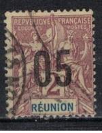 REUNION           N°     YVERT   72      OBLITERE       ( Ob  5/31 ) - Réunion (1852-1975)