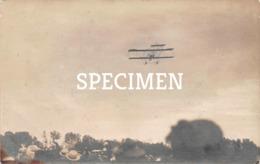 Carte Photo  Monoplan - ....-1914: Précurseurs