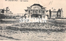 Le Casino - Le Coq-sur-Mer - De Haan - De Haan