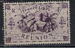 REUNION           N°     YVERT   243   OBLITERE       ( Ob  5/31 ) - Gebraucht