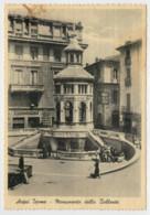 ACQUI   TERME    MONUMENTO  DELLA  BOLLENTE             (VIAGGIATA) - Italia