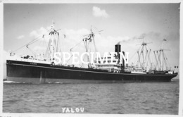 Yalou Photo Postcard - Cargos