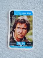 Carte STAR WARS Hans SOLO - Star Wars