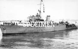 M 905 Kustbegeleider De Moor Belgische Zeemacht - Guerre