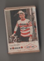 FRANS BRANDS COUREUR CYCLISTE BELGE VAINQUEUR DU TOUR DU  LUXEMBOURG 1967,  EQUIPE ROMEO SMITH S - RARE - Cyclisme