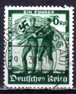 Deutsches Reich 1938 Mi. 662 Gestempelt (pü2723) - Germany