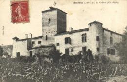 Ambrus ( L Et G) Le Chateau ( XIIe) RV - Autres Communes