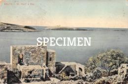 St Paul's Bay - Malta - Malte